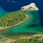 0004 sibenik region st nikola's fort